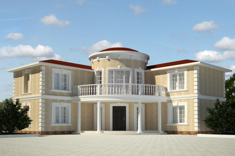 фасадный декор ЕВРОПЛАСТ